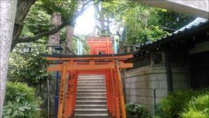 花園稲荷神社・五條天神社