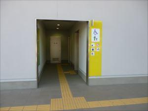 山梨県道の駅バリアフリー情報~国中(峡中・峡西・峡南)編~
