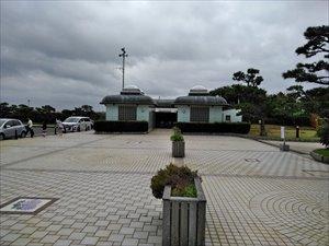 城ケ島公園のバリアフリー状況