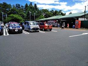 障害者用駐車区画の場所