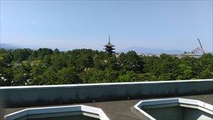 奈良県庁屋上広場 車椅子で行く奈良公園 バリアフリー情報