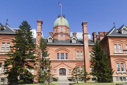 北海道庁赤れんが庁舎を閉館してバリアフリー改修を実施
