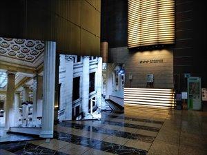 三井本館のバリアフリー状況