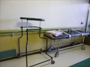 障害者トイレなど設備の状況