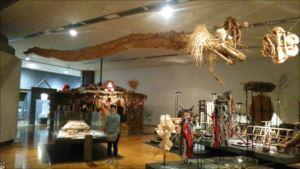 市民ミュージアム館内のバリアフリー状況