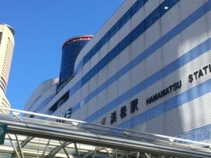 浜松駅からのバリアフリー状況
