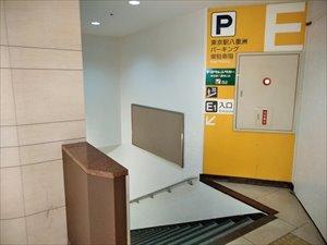 東京駅八重洲パーキング