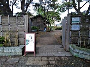 旧伊藤博文金沢別邸のバリアフリー状況
