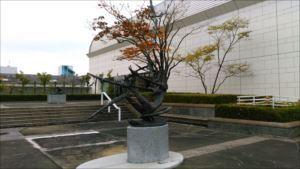 平塚市美術館のバリアフリー状況