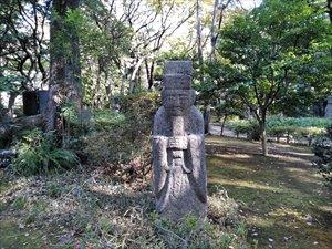 東京都港区赤坂の「高橋是清翁記念公園」
