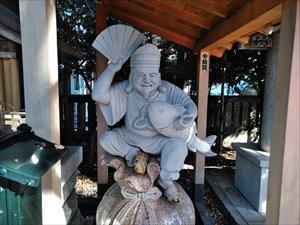 大鳥神社のバリアフリー状況