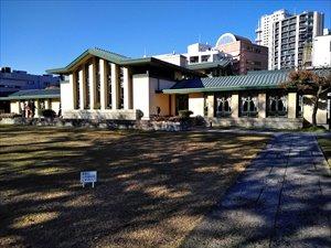 池袋の重要文化財 自由学園明日館 車椅子バリアフリー情報