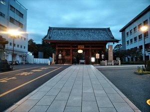 東京都文京区の護国寺