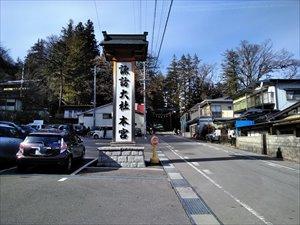 東参道駐車場