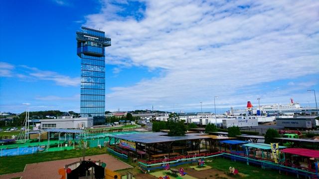 大洗から那珂湊へ 車椅子で訪ねる茨城バリアフリードライブコース