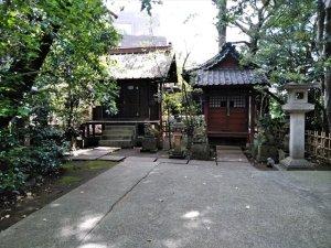 渋谷氷川神社 車椅子参拝ガイド バリアフリー情報