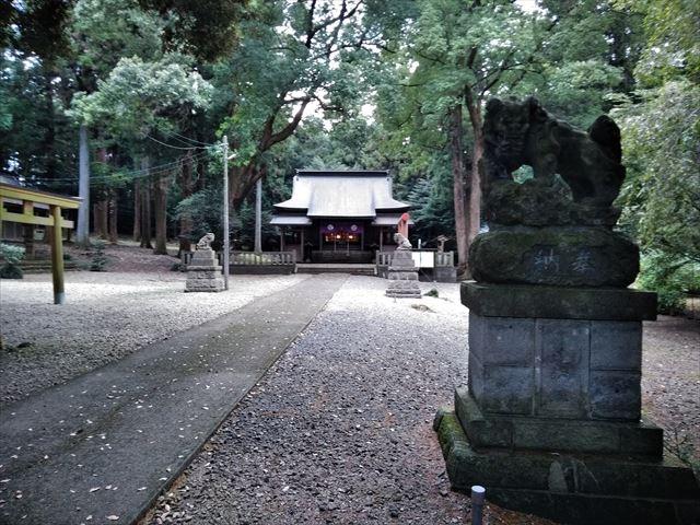 自然溢れる鎮守の森 大田原神社 車椅子参拝ガイド