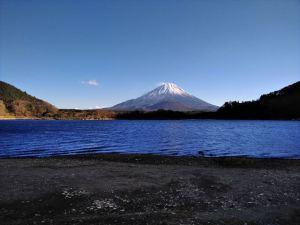富士五湖ドライブ バリアフリーな富士山ビュースポット