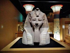江戸東京博物館「古代エジプト展」