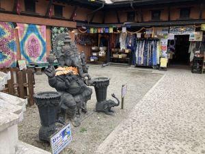 那須高原のテーマパーク アジアンオールドバザール