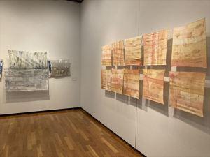 茅ヶ崎市美術館「人の中にしかない自然 藤原大」