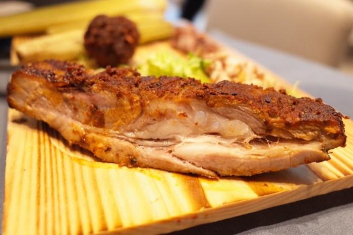 台中美食|妃黛方舟歐陸料理餐廳 新推錨起來吃無菜單料理吃到飽已歇業