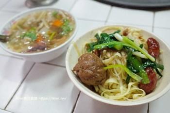 彰化國珍魯肉麵 肉羹|南門市場隱藏版在地銅板美食,手工丸子、拉仔麵、肉羹推薦