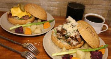 彰化AGA Burger 手作漢堡,阿嘉熟菜漢堡專賣店,肉汁充盈難以忘懷的好滋味,近彰化火車站