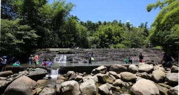 新北雙溪 雙溪玩水秘境清水坑,免費親子玩水景點,記得帶泳圈玩水,適合烤肉野餐