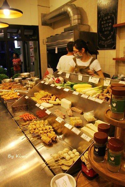 【雲林土庫】時尚咖啡廳新寵兒之巴比鹹酥雞 - Kiwi 樂活食旅