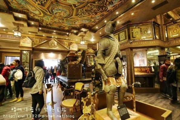 【台中東區景點】新天地西洋博物館 @台中新亮點,近千件古董讓你置身在歐洲(一日遊)
