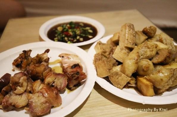 【台南中西區】上好烤滷味中西區美食 @近康樂街,先滷再烤口味獨特