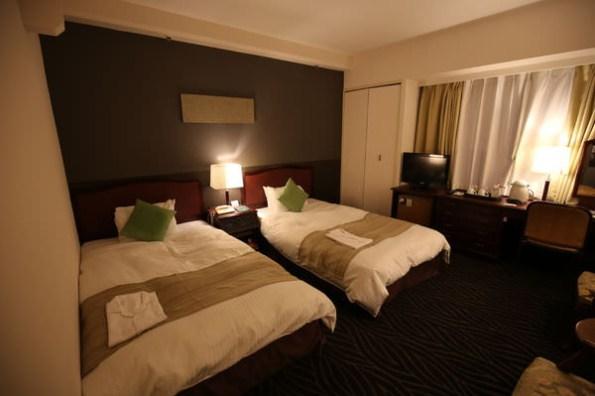 【日本金澤住宿】金澤 Kanazawa New Grrand Hotel @飯店市中心,早餐很優,但住品質普通