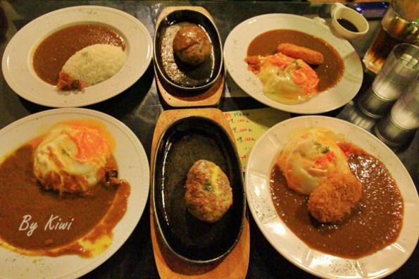 【台中西區美食】異鄉人咖哩日本食堂 @樸實的店面,不簡單的咖哩!
