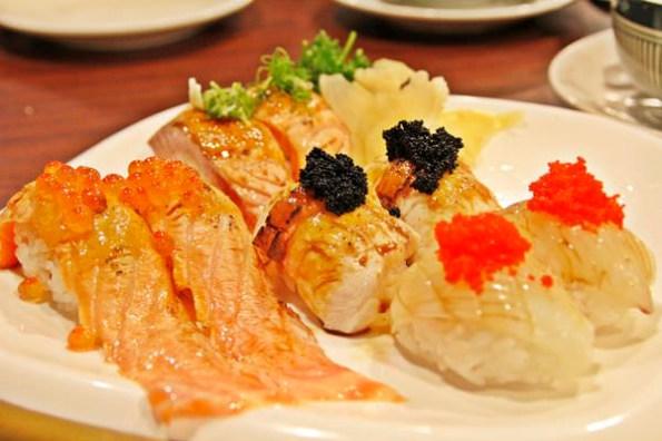 【員林美食】洗車廠內用餐之食樂日式料理(推薦握壽司)