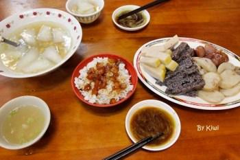 【台南美食-中西區】想體驗台南滿滿人情味嗎?來這裡就對了!中西區溪仔香腸熟肉專賣店