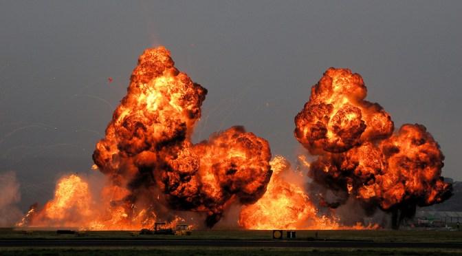 日本触媒 姫路工場 爆発事故のニュースを見て考える
