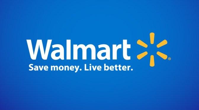 """スーパーの世界チャンピオン""""Walmart""""に行ってきました"""