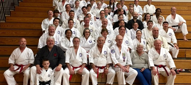 2016 2nd Annual IKKU Kobudo Weapons Choice Clinic