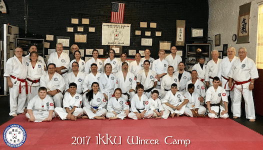 2017 IKKU Winter Camp