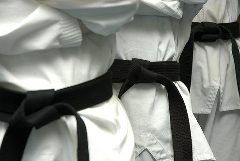 IKKU Annual Black Belt Test