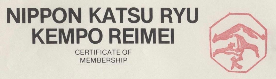 Nippon Katsu Ryu Kempo Reimei