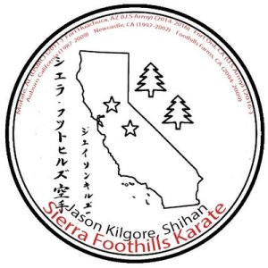 Welcome Sierra Foothills Karate to the IKKU Family