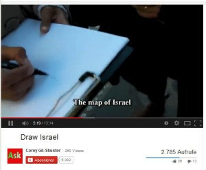 the_map_of_israel