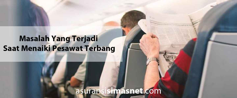 2 Paket Asuransi Penerbangan Yang Ada Di Simanset
