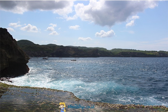 tour at Nusa Penida