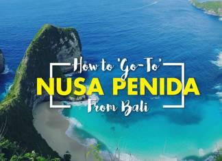 tour at Nusa Penida