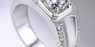 Cincin Mewah Untuk Pria