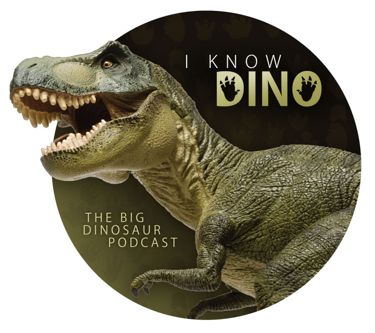 I Know Dino Podcast: Tarbosaurus (Episode 4)