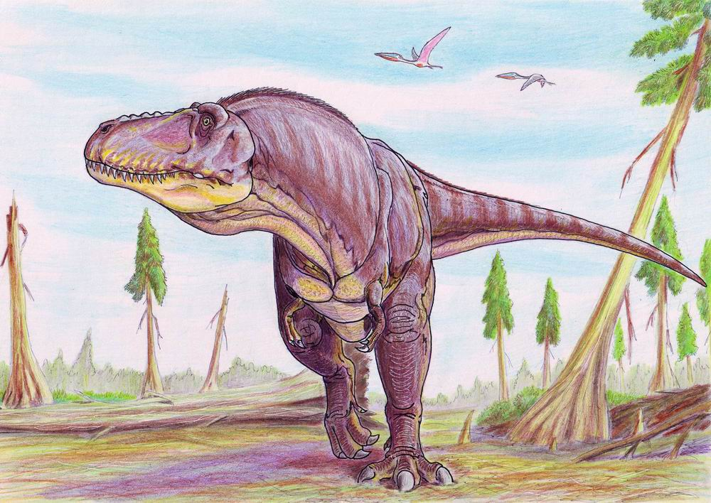 5 Facts About Tarbosaurus Bataar